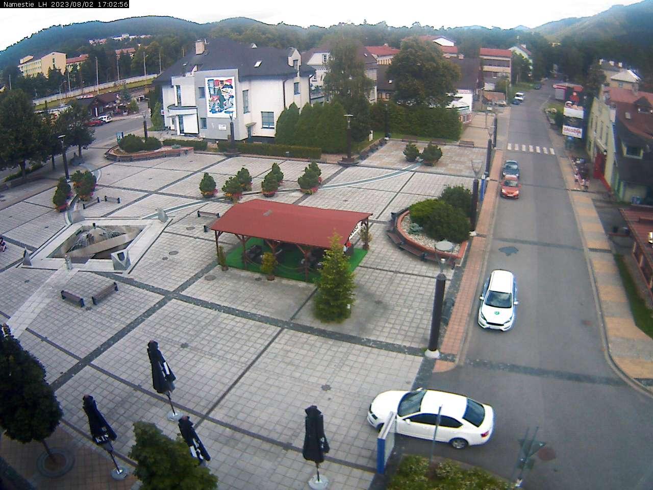 Webcam - Liptovský Hrádok